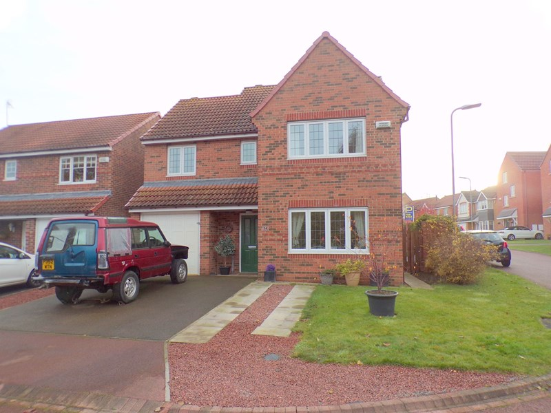 4 Bedrooms Property for sale in Ashmead View, Stockton , Stockton-on-Tees, Cleveland , TS18 4QG