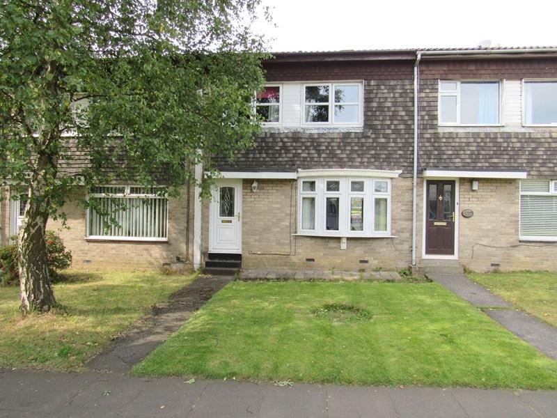 3 Bedrooms Property for sale in Dipton Grove, Cramlington, Cramlington, Northumberland, NE23 6DR