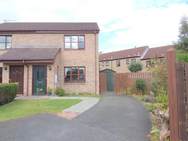 2 Bedrooms Property for sale in New Barns Way, Warkworth, Morpeth, Northumberland, NE65 0US