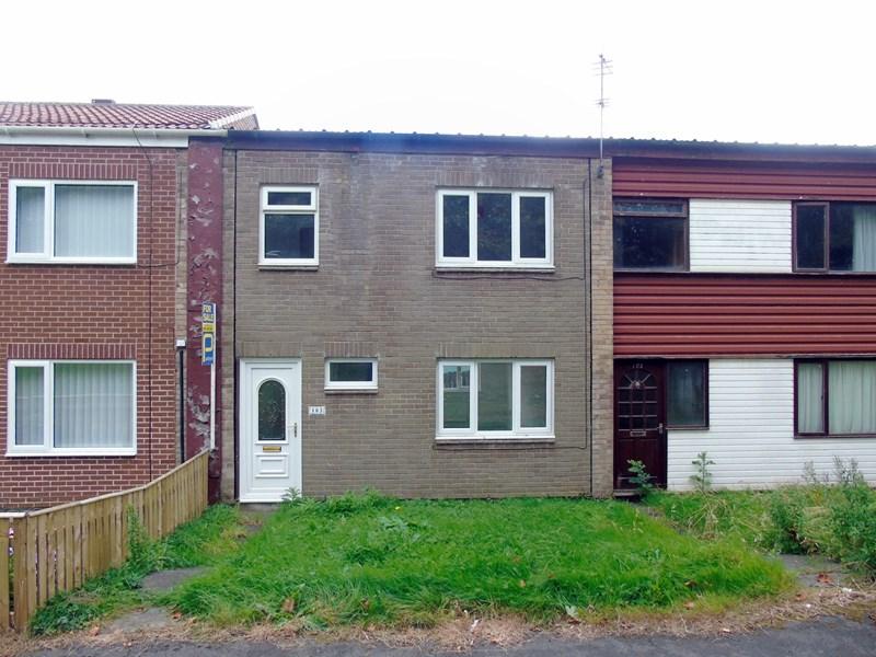 3 Bedrooms Property for sale in Hatfield Place, Peterlee, Peterlee, Durham, SR8 5TD