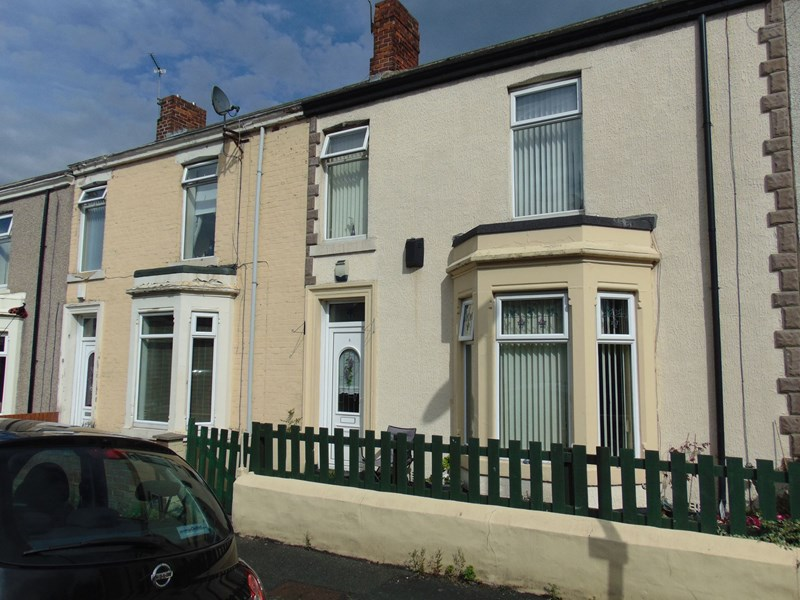 2 Bedrooms Property for sale in Caroline Street, Jarrow, Jarrow, Tyne & Wear, NE32 5HP