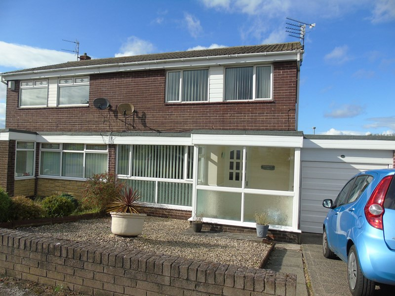 3 Bedrooms Property for sale in Woodlands Road, Ashington , Ashington, Northumberland, NE63 9TT