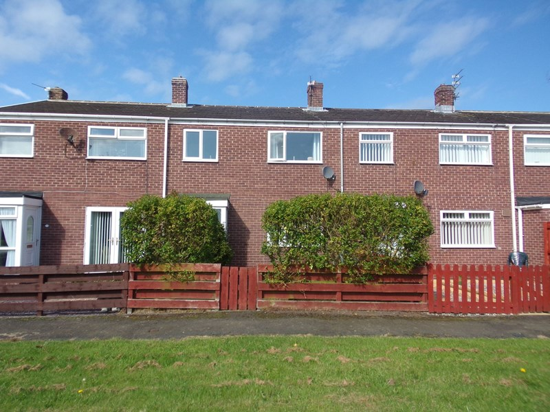 3 Bedrooms Property for sale in Stonecross, Ashington, Northumberland, NE63 8EE