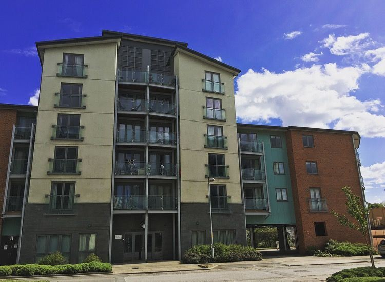 2 Bedrooms Apartment Flat for sale in Willbrook House, Ochre Yards, Gateshead, Tyne and Wear, NE8 2AZ