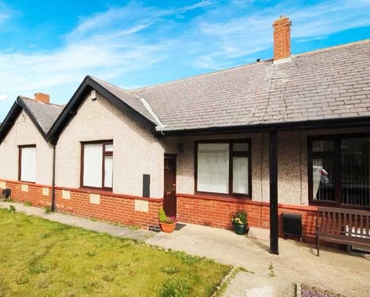 1 Bedroom Bungalow for sale in Hopper Terrace, Trimdon Grange, Trimdon Grange, Durham, TS29 6HP