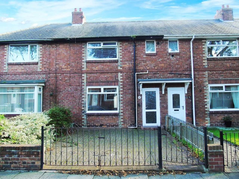 3 Bedrooms Property for sale in Delaval Avenue, North Shields, North Shields, Tyne and Wear, NE29 7PX