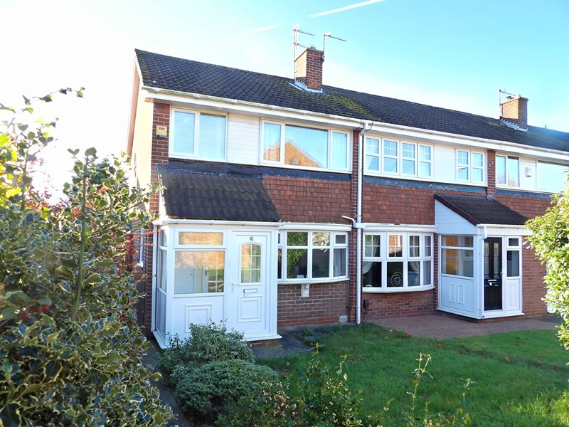 3 Bedrooms Property for sale in Tarragon Way, Holder House, South Shields, Tyne and Wear, NE34 8TD