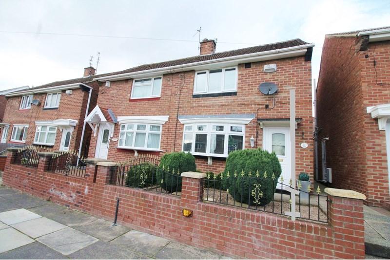 2 Bedrooms Property for sale in Galashiels Road, Grindon, Sunderland, Tyne and Wear, SR4 8JL