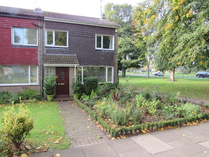 3 Bedrooms Property for sale in Doddington Drive, Cramlington, Northumberland, NE23 6DE