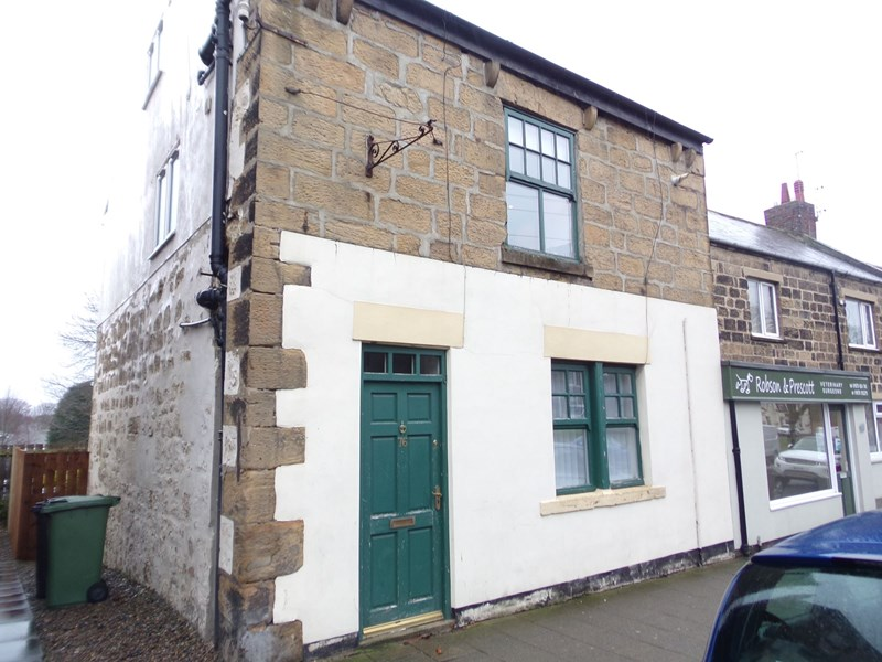 3 Bedrooms Property for sale in Front Street East, Bedlington, Bedlington, Northumberland, NE22 5AB