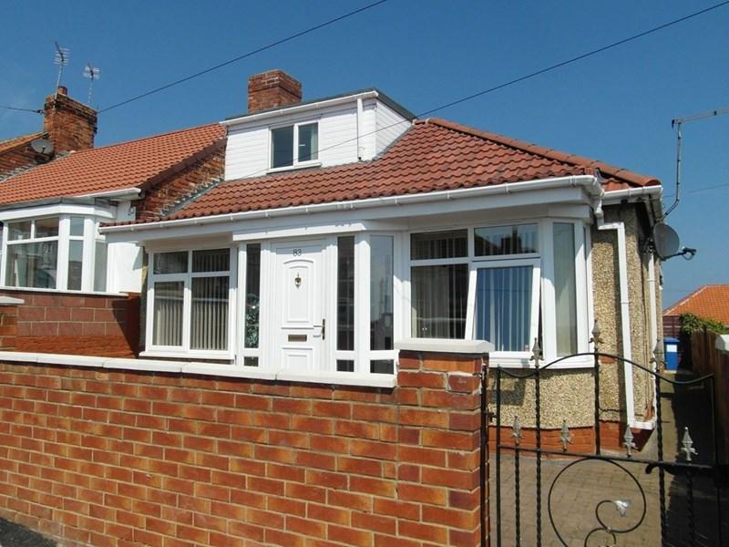 3 Bedrooms Bungalow for sale in Rosedale Terrace, Horden, Horden, Durham, SR8 4RG