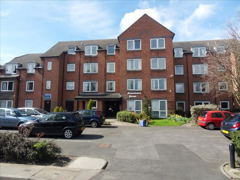 1 Bedroom Property for sale in Homedown house, Gosforth, Newcastle upon Tyne, Tyne and Wear, NE3 1HH