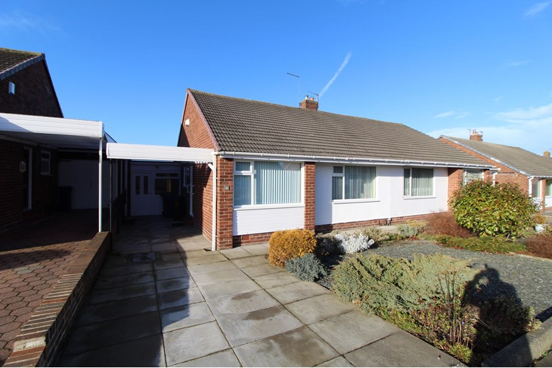 2 Bedrooms Bungalow for sale in Brookfield Crescent, Chapel House, Newcastle upon Tyne, Tyne and Wear, NE5 1BP