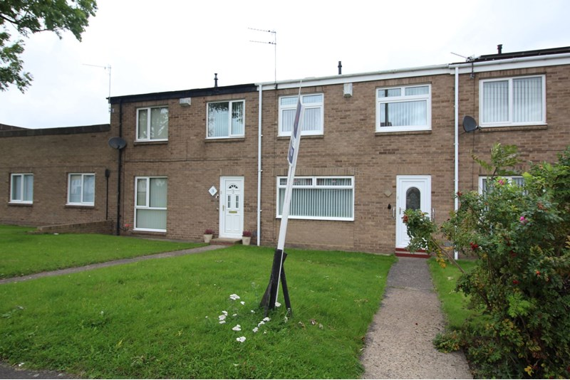 2 Bedrooms Property for sale in Esther Square, Columbia, Washington, Tyne and Wear, NE38 7LU