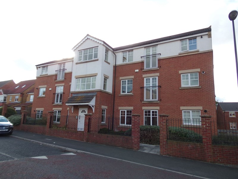 2 Bedrooms Apartment Flat for sale in Ellesmere Close, Mulberry Park, Houghton Le Spring, Tyne and Wear, DH4 5NJ