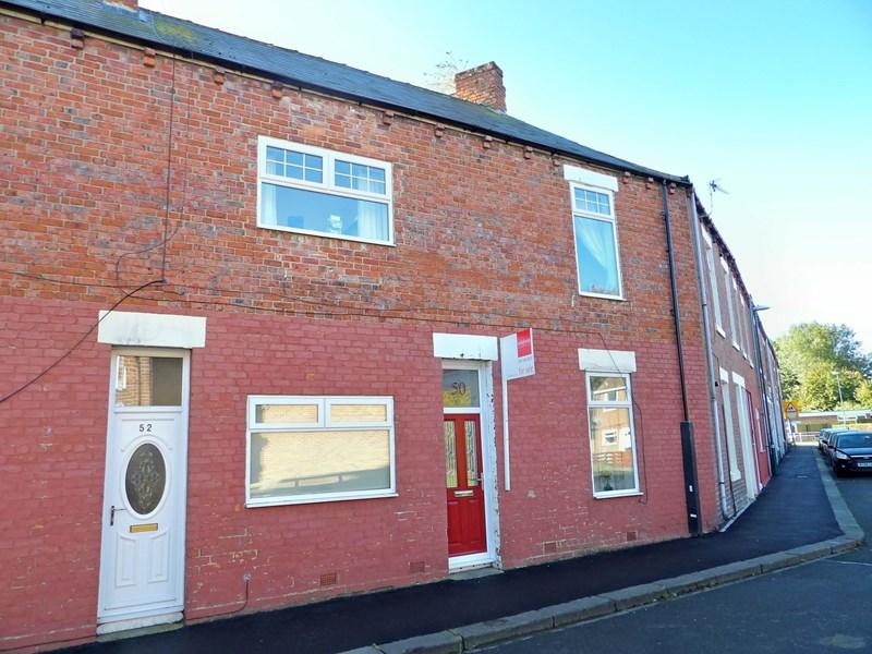 2 Bedrooms Property for sale in Olive Street, West Harton, South Shields, Tyne & Wear, NE33 4RH