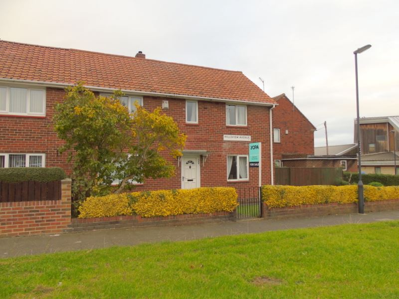 3 Bedrooms Property for sale in Hillsview Avenue, Kenton, Newcastle upon Tyne, Tyne and Wear, NE3 3QL