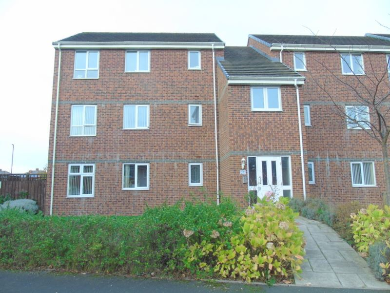 2 Bedrooms Apartment Flat for sale in Ashfield Mews, Wallsend, Tyne and Wear, NE28 7RG