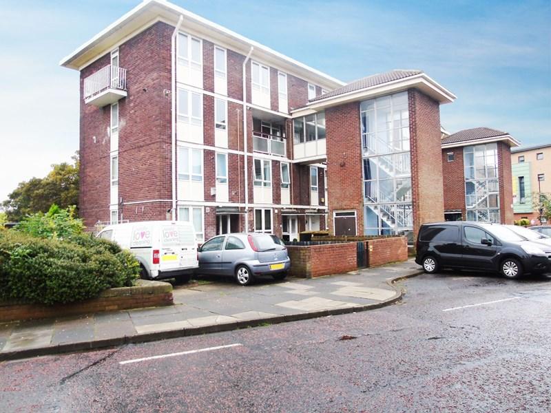 3 Bedrooms Maisonette Flat for sale in Napier Street, Newcastle upon Tyne, Tyne and Wear, NE2 1XJ