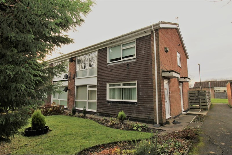 2 Bedrooms Apartment Flat for sale in Aidan Close, Wideopen, Newcastle upon Tyne, Tyne and Wear, NE13 7HF