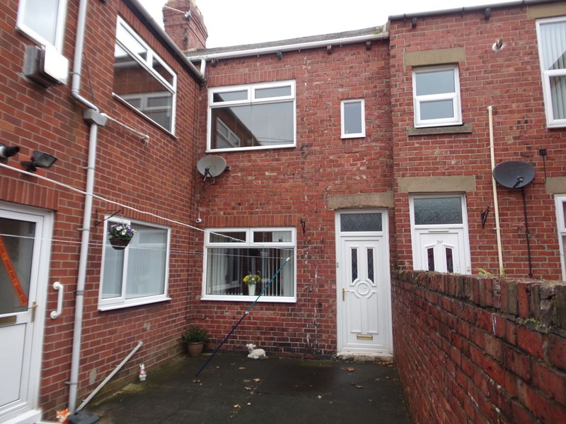 2 Bedrooms Property for sale in Pioneer Terrace, Bedlington, Northumberland, NE22 5PW