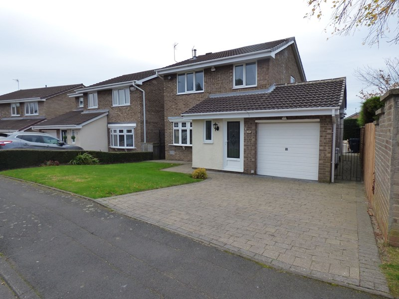 3 Bedrooms Property for sale in Glenburn Close, Ayton, Washington, Tyne and Wear, NE38 8PE