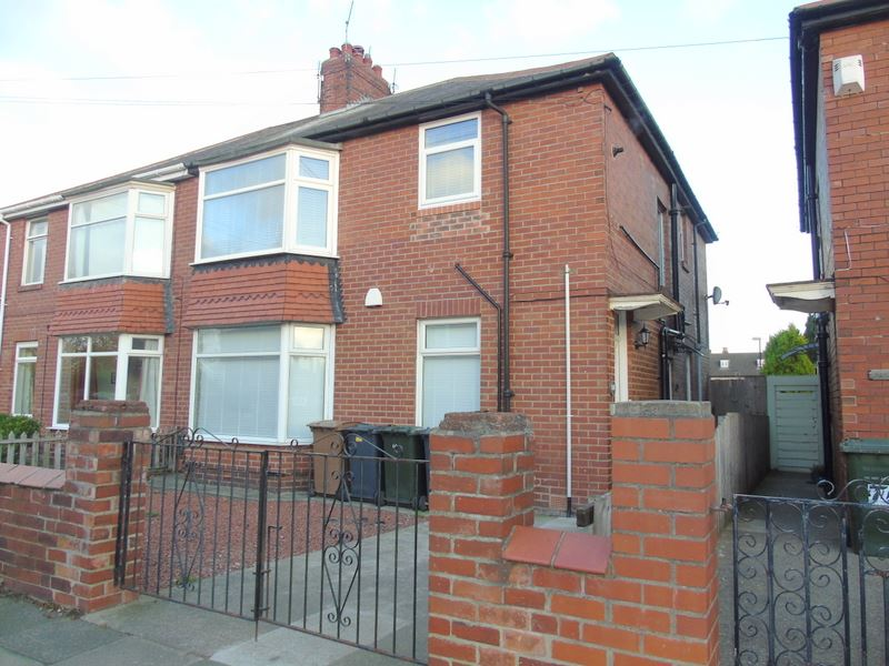 2 Bedrooms Property for sale in Lynn Road, Wallsend, Tyne and Wear, NE28 8QA