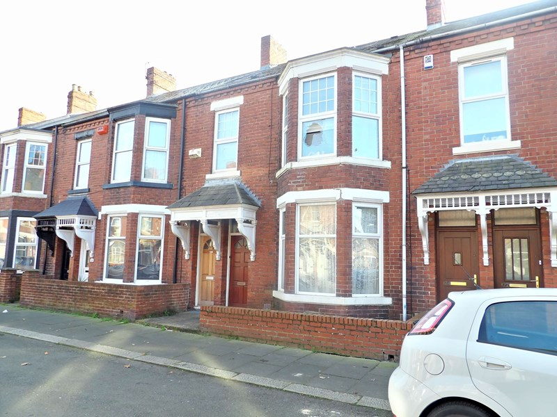 2 Bedrooms Property for sale in St. Vincent Street, westoe, South Shields, Tyne and Wear, NE33 3AS