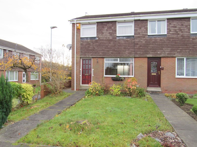 3 Bedrooms Property for sale in Olney Close, Cramlington, Northumberland, NE23 2YN
