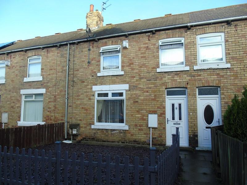 2 Bedrooms Property for sale in Ariel Street, Ashington, Northumberland, NE63 9HA