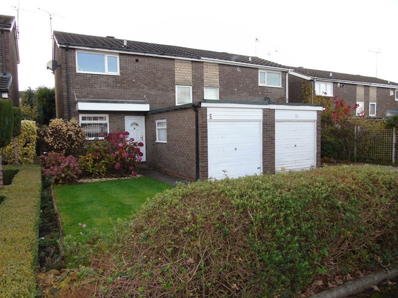 2 Bedrooms Property for sale in Taunton Place, Cramlington, Cramlington, Northumberland, NE23 1PU