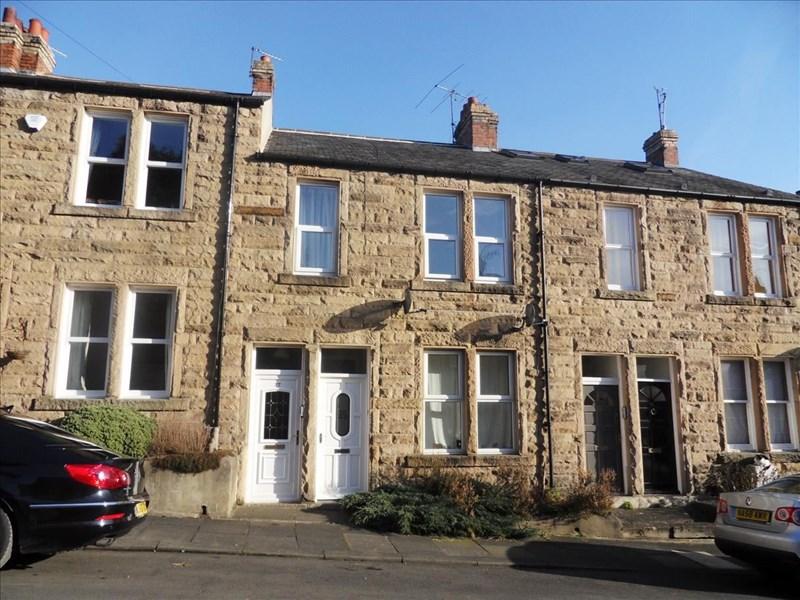 2 Bedrooms Property for sale in Rye Terrace, Hexham, Northumberland, NE46 3DX