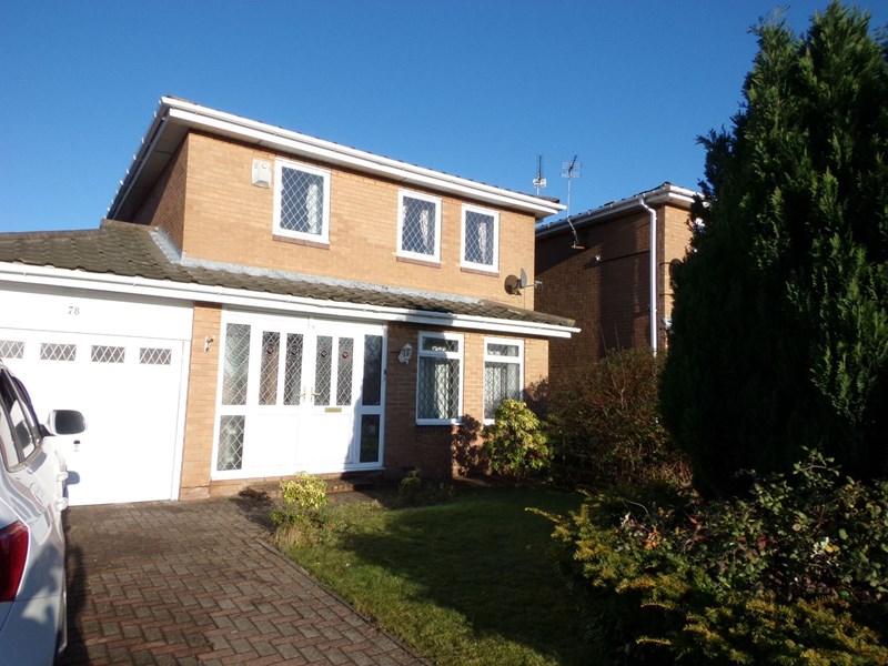 3 Bedrooms Property for sale in Underwood Grove, Cramlington, Northumberland, NE23 3UT
