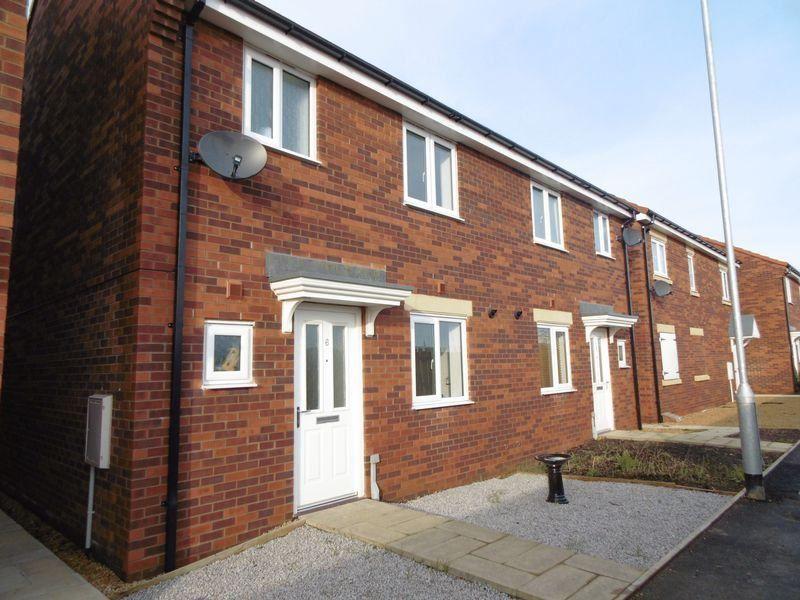 3 Bedrooms Property for sale in Barmoor Row, Crofton Grange, Blyth, Northumberland, NE24 4GB