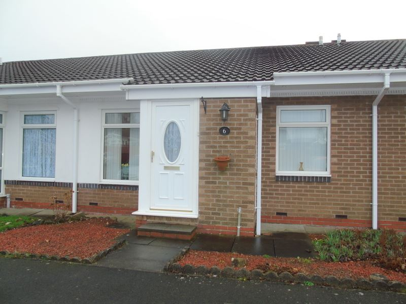 2 Bedrooms Bungalow for sale in Regents Court, Wallsend, Tyne and Wear, NE28 8UF