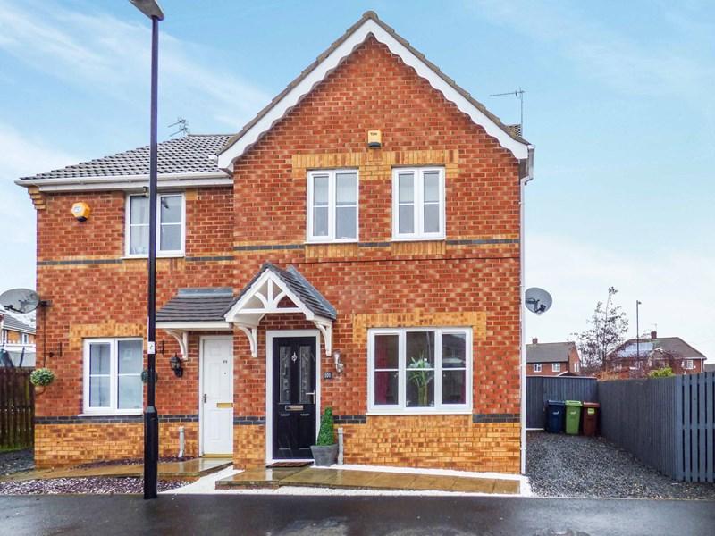3 Bedrooms Property for sale in Halesworth Drive, Sunderland, Tyne and Wear, SR4 8DJ