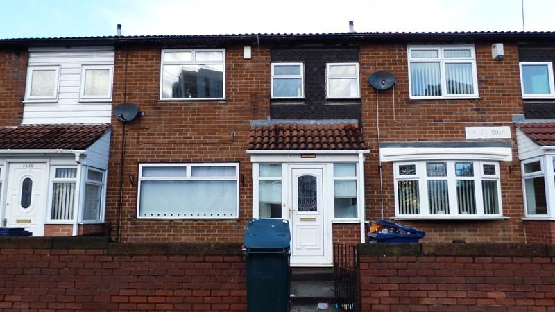3 Bedrooms Property for sale in Walker Road, Walker, Newcastle upon Tyne, Tyne and Wear, NE6 3UH
