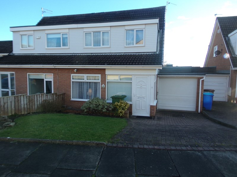 3 Bedrooms Property for sale in Heron Close, Blyth, Northumberland, NE24 3QQ