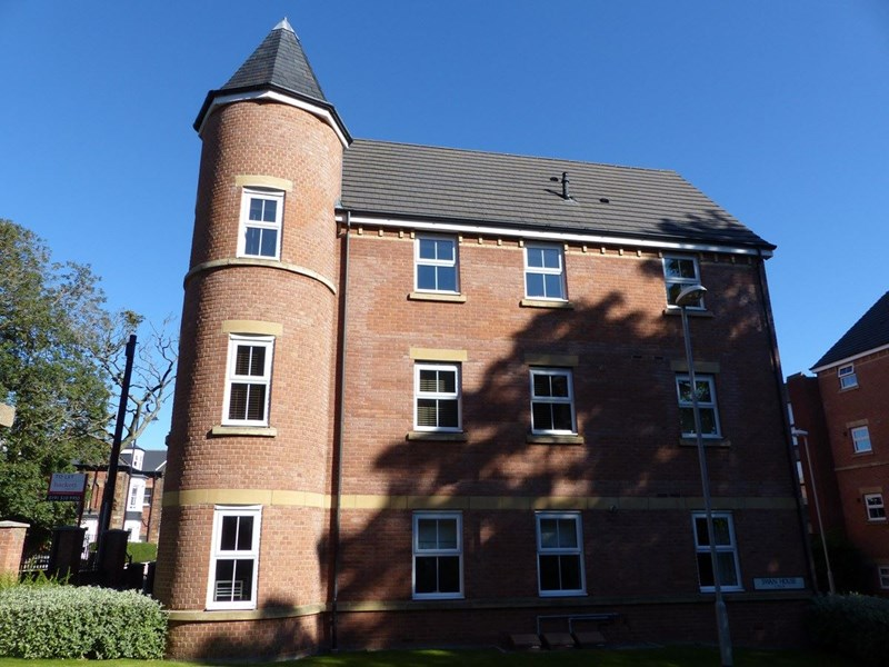 2 Bedrooms Apartment Flat for sale in Swan House, Gray Road, Sunderland, Tyne and Wear, SR2 8JE