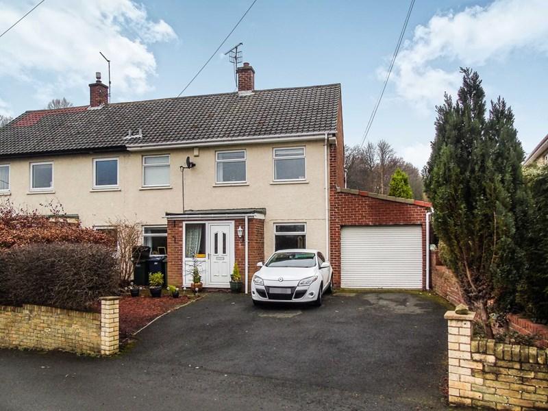 3 Bedrooms Property for sale in Axwell Park School Houses, Blaydon, Blaydon, Tyne & Wear, NE21 6RN