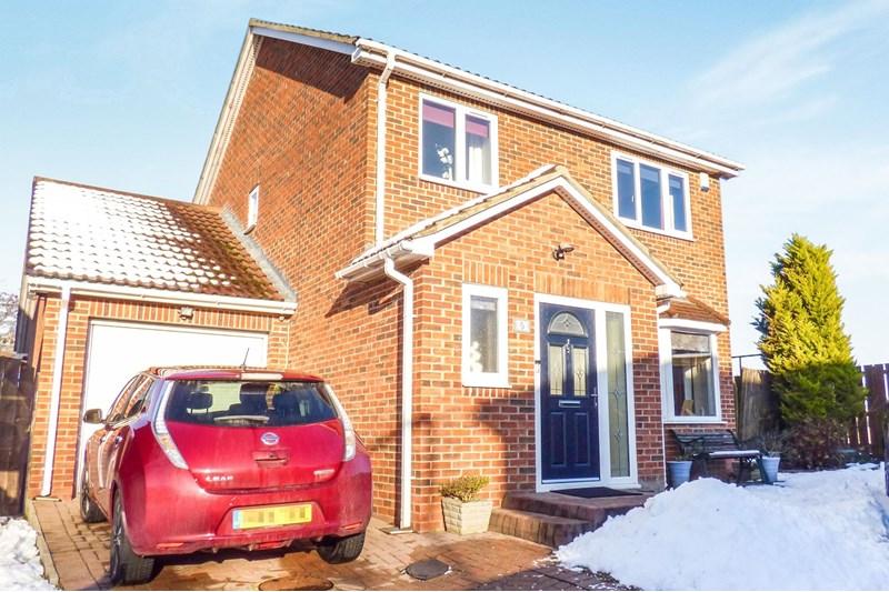 3 Bedrooms Property for sale in Premier Court, Trimdon Station, Trimdon Station, Durham, TS29 6FB