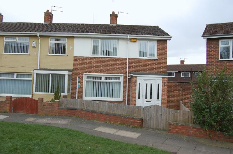 3 Bedrooms Property for rent in Etherley Walk, Hardwick, Stockton-on-Tees, Cleveland, TS19 8JD