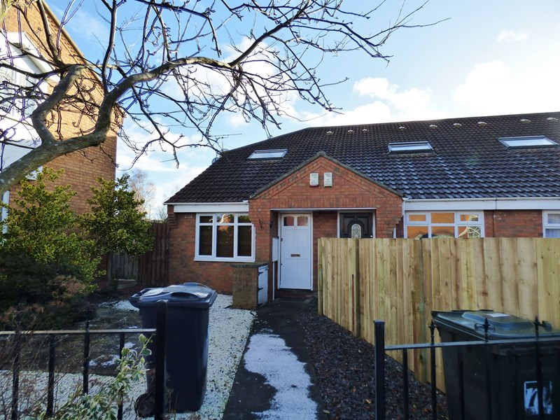1 Bedroom Bungalow for sale in Blucher Road, North Shields, Tyne and Wear, NE29 6XJ