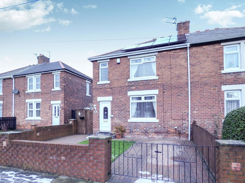2 Bedrooms Property for sale in Fitzsimmons Avenue, Wallsend, Tyne and Wear, NE28 8HL