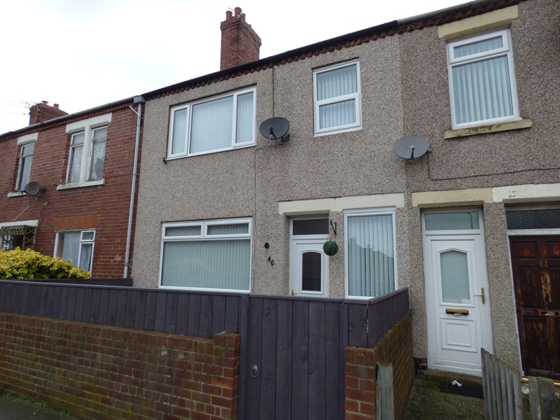 4 Bedrooms Property for sale in Castle Terrace, Ashington, Northumberland, NE63 9EY