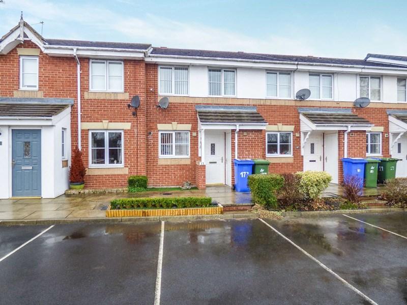 2 Bedrooms Property for sale in Allonby Mews, Cramlington, Cramlington, Northumberland, NE23 3BJ
