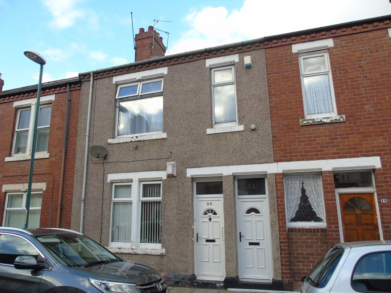2 Bedrooms Property for sale in Collingwood Street, South Shields, South Shields, Tyne and Wear, NE33 4JY