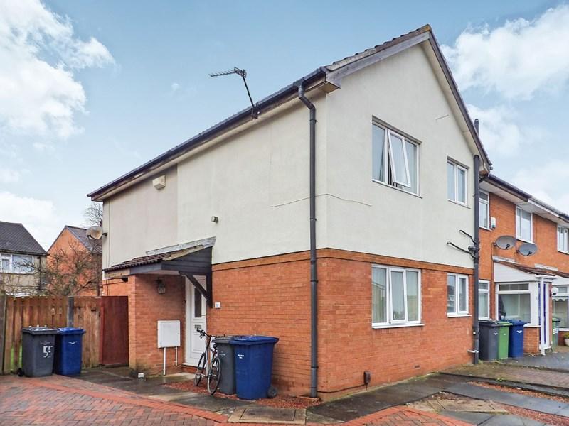 1 Bedroom Property for sale in Westcliffe Way, Brosley Estate, South Shields, Tyne and Wear, NE34 9HF