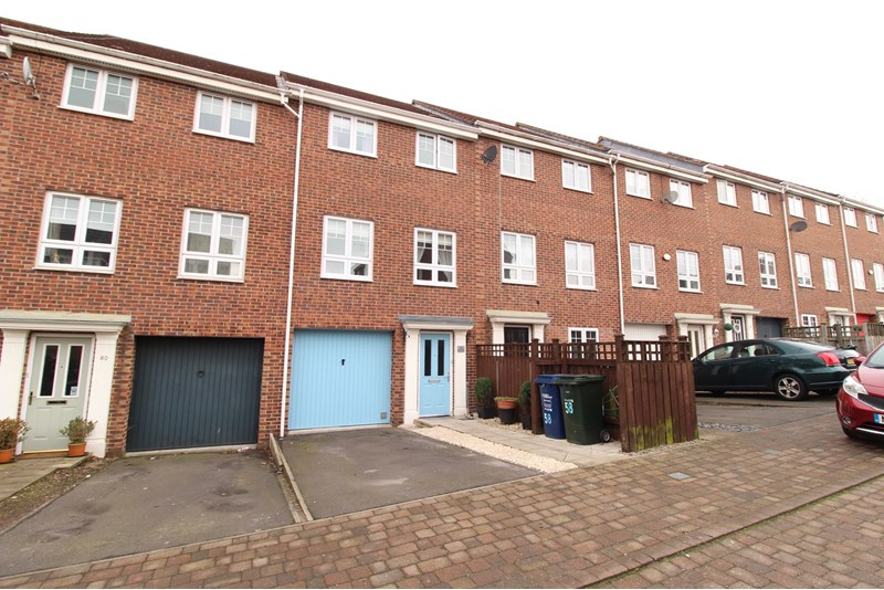 3 Bedrooms Property for sale in Skendleby Drive, Central Grange, Newcastle upon Tyne, Tyne and Wear, NE3 3GJ