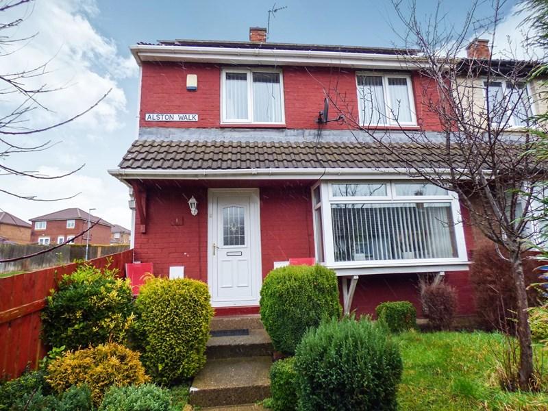 2 Bedrooms Property for sale in Alston Walk, Peterlee, Durham, SR8 5LY